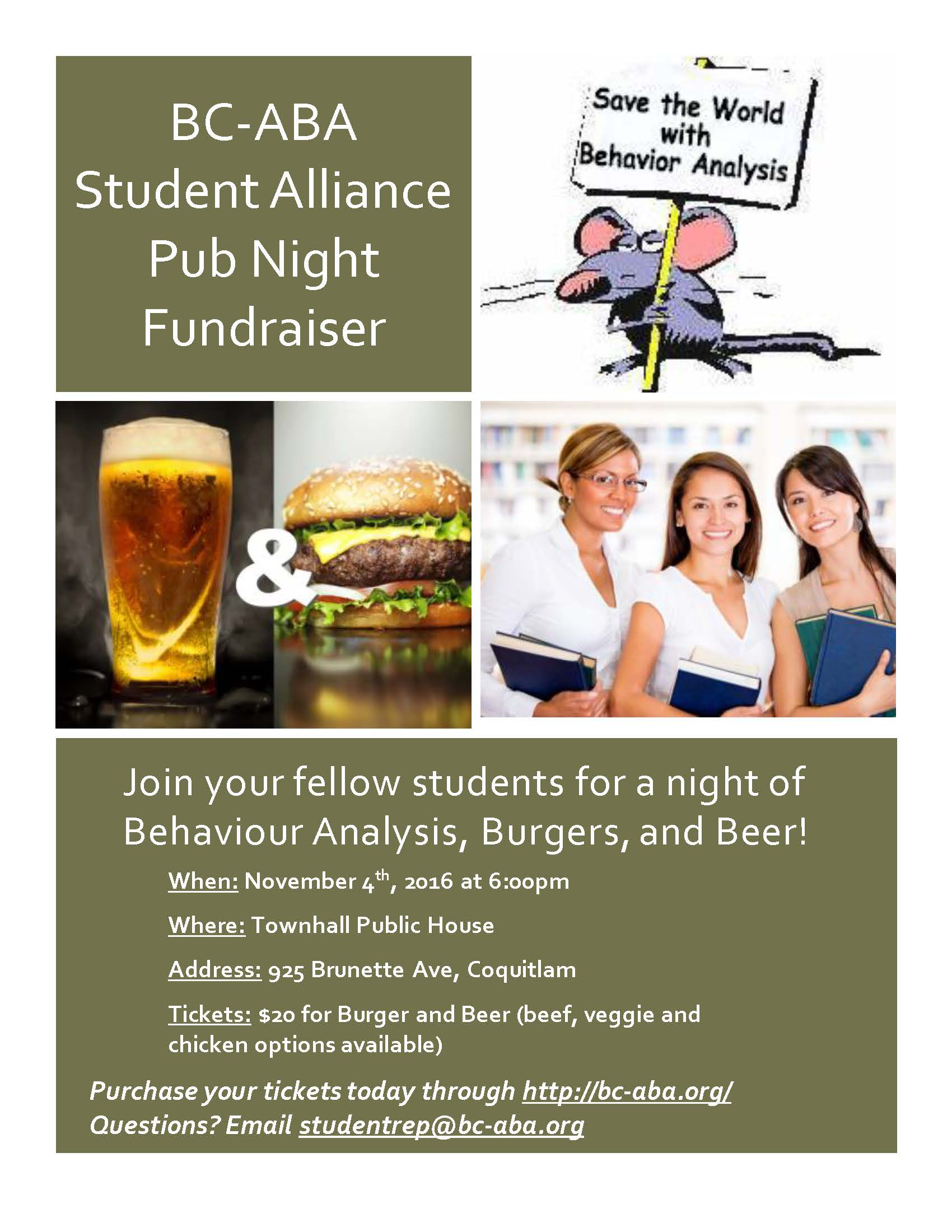 Pub Night Fundraiser